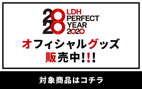 LDH PERFECT YEAR 2020グッズ