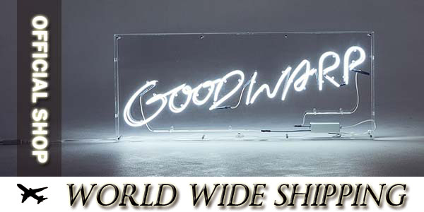 GOODWARP OFFICIAL SHOP -WORLD WIDE SHIPPING-